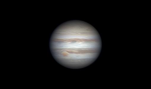 GAB 2014 Jupiter mit GRF