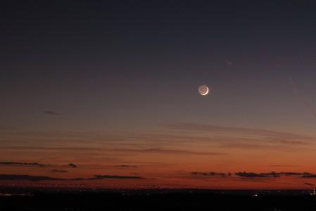 Foto Nr.2 Aschgraue Mondlicht