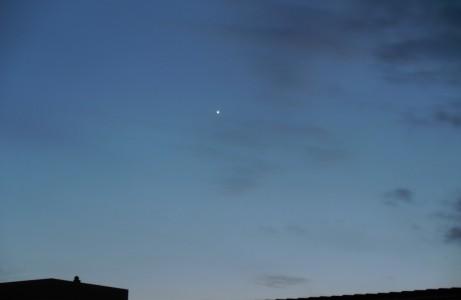 Die Venus am 03.02.2015