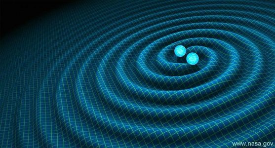 Gravitationswelle (NASA)